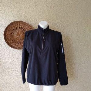 Berghaus half zip fleece jacket xl